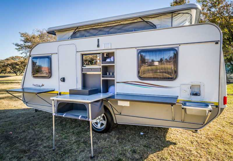 Caravans Are Preferred Home For Many