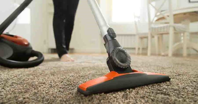 Carpet Cleaning – Health Benefits